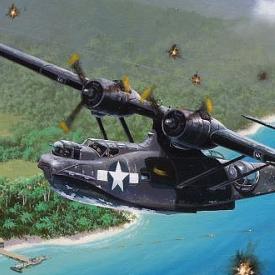 aviation art button